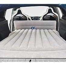Topfit Coche Cama de aire Aire acondicionado Viaje en automóvil Colchón inflable Vehículo SUV Asiento para