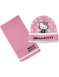 Winterset Hello Kitty Mütze,Schal HK3261