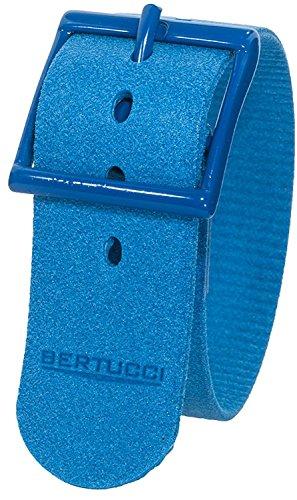 Bertucci DX3 B-108 Herren Nautikblau 26 mm Tridura Uhrenarmband