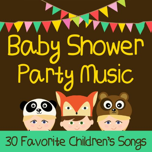 Baby Shower Party Music: 30 Favorite Children's Songs for the Family Like Elmo's Song, Sesame Street Theme Song, Star Wars Disco, The Muppet Show, + More!