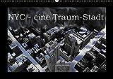 NYC - eine Traum-Stadt (Wandkalender 2018 DIN A2 quer): Eine Bilderserie über New-York-City, in welcher Schwarz-Weiss-Aufnahmen mit ... ... Orte) [Kalender] [Apr 01, 2017] Lind, Jens