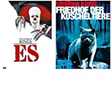 Stephen Kings ES + Friedhof der Kuscheltiere- 2 DVDs-SET