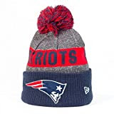 Wintermütze - New England Patriots (New Era)