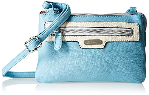 Lavie Dover Women's Sling Bag (Persian Blue)  available at amazon for Rs.977