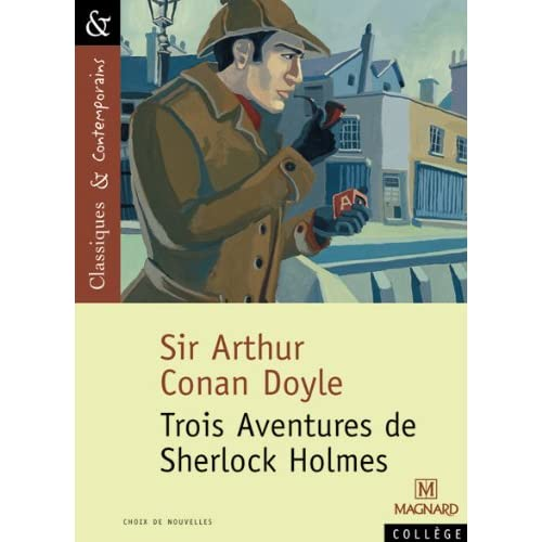 Trois aventures de Sherlock Holmes
