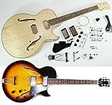 Ergonomique rystone 4260180888904Jeu de construction complet pour semi/Jazz Guitare de GSH