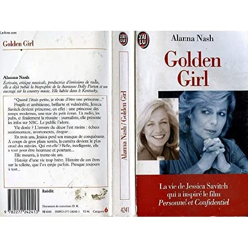 Golden girl : L'histoire de Jessica Savitch