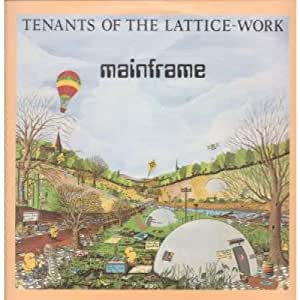 TENANTS OF THE LATTICE WORK LP UK MC2 1983