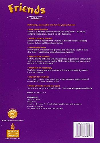 Friends. Workbook. Per la Scuola secondaria di primo grado: Friends. 3º ESO - Workbook 3