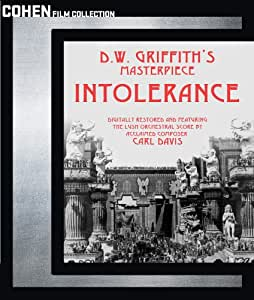 Intolerance [Blu-ray] [1916] [US Import]