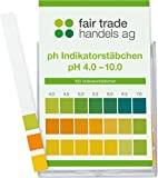 pH-Teststreifen - 100 Stk.