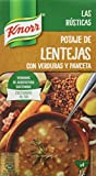Knorr Rusticas Potaje de Lentejas - 1000 ml
