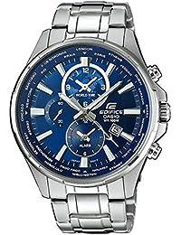 Casio Edifice - Herren-Armbanduhr mit Analog-Display und Edelstahlarmband - EFR-304D-2AVUEF
