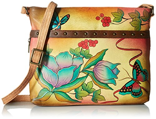 anuschka-womens-anna-handpainted-leather-medium-organizer-cross-body-handbag-country-flower-one-size