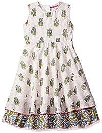 Biba Girls Cotton Dress