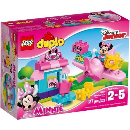 27 Count LEGO DUPLO Disney Minnie's Cafe Model#10830 by LEGO