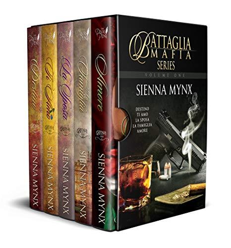 Battaglia Mafia Series Box Set (English Edition)