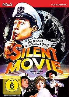 Silent Movie - Mel Brooks letzte Verrücktheit - Remastered Edition / Mel Brooks geniale Hommage an den Stummfilm (Pidax Film-K