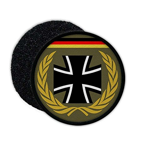 Copytec Patch Bundeswehr Veteran BW auslands Uso Cruz