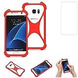 K-S-Trade® Mobile Phone Bumper For Nubia Z18 Silicone