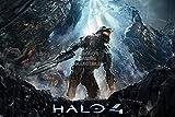 CGC Große Poster–Halo 4XBOX 360–hal042, Papier, 36 x 54 (91.5cm x 137 cm)