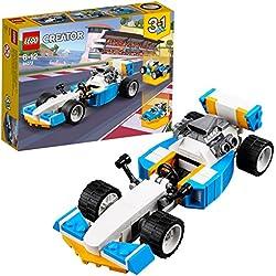 Lego Creator Bolidi Estremi, Multicolore, 31072
