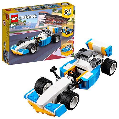LEGO Creator - Bolidi Estremi, 31072