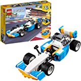 LEGO Creator 3in1 Extreme Engines Building Blocks for Kids 7 to 12 Years (109 Pcs) 31072 (Multi Color)