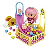 Barriguitas Playset parque Infantil (Famosa 700012870A)