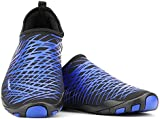 VILISUN Water Shoes For Men and Women, Barefoot Water Skin Shoes, Swim Yoga Beach Running Snorkeling Swimming Neoprene Rubber Sole Aqua Shoes