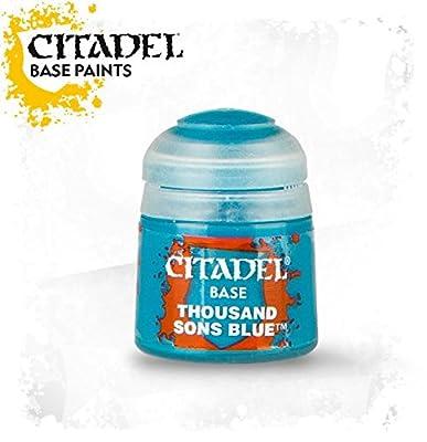 Citadel - Base - Thousand Sons Blue 21-36