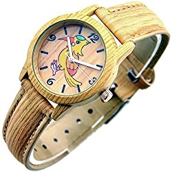 IE-LY® Women's Watch Peck Grain Decoration All-match Fashion Watches with Gift Box