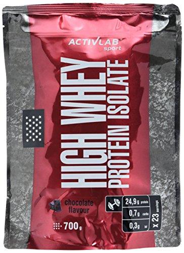 Activlab High Whey Protein Isolate, Schokolade, 1er Pack (1 x 700 g)