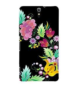 FIOBS Amazing fabric design Designer Back Case Cover for Sony Xperia C5 Ultra Dual :: Sony Xperia C5 E5533 E5563