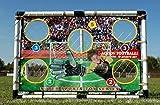 BSD Fußballtor mit Torwand HF548 - Fußballtor Set