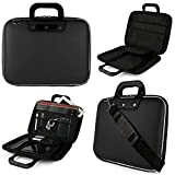 Best SumacLife Ultrabooks - Sumaclife Black Cady Semi Hard Case With Shoulder Review