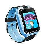 VIDIMENSIO GPS-Telefon Uhr Kleine Eule - Blau Ohne...