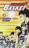 Kuroko's basket. 3 / Tadatoshi Fujimaki | Fujimaki, Tadatoshi (1982-....). Auteur