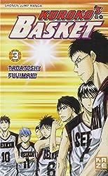 Kuroko's basket Vol.3