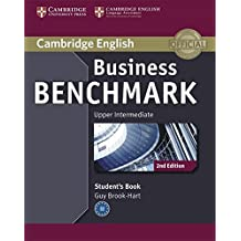 Business Benchmark 2nd edition: Student's Book BEC