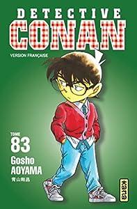 Détective Conan Edition simple Tome 83