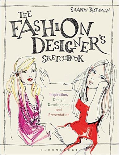 Sketchbook Fashion Designer (The Fashion Designer's Sketchbook: Inspiration, Design Development and Presentation (Required Reading Range))