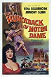 The Hunchback of Notre Dame Movie Poster (68,58 x 101,60