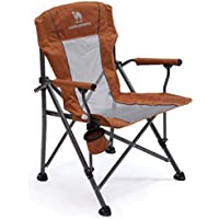 MLveen Sedie pieghevoli all'aperto sedie pieghevoli reclinabile Sedie pesca