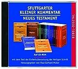 Stuttgarter Kleiner Kommentar Neues Testament (NSKAT) auf CD-ROM: mit dem Text der Einheitsübersetzung -