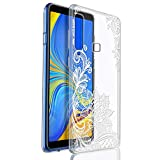 ZhuoFan Samsung Galaxy A9 2018 Case, Phone Case Transparent