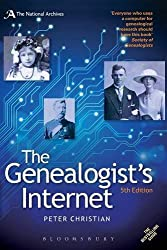 The Genealogist's Internet by Christian, Peter (June 21, 2012) Paperback