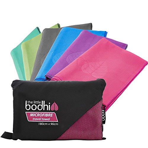 Microfibre Towel Pink X-Large 180cm x 90cm