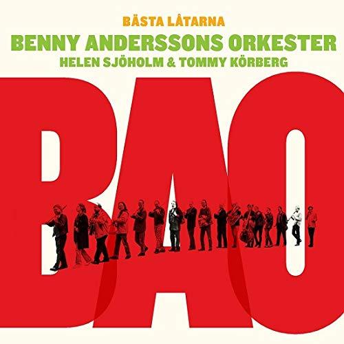 CD BAO Benny Anderssons Orkester - Bästa Låtarna