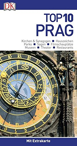 Top 10 Reiseführer Prag: mit Extrakarte und kulinarischem Sprachführer zum Herausnehmen Test